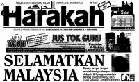 March 16, 2008 edition of Harakah