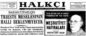 MEMP preserves Turkish newspapers