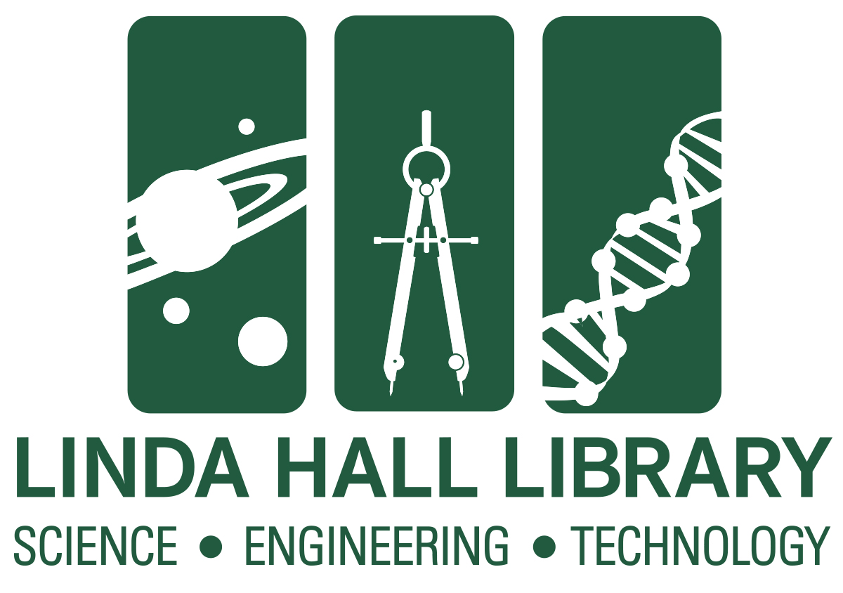Image result for linda hall library logo