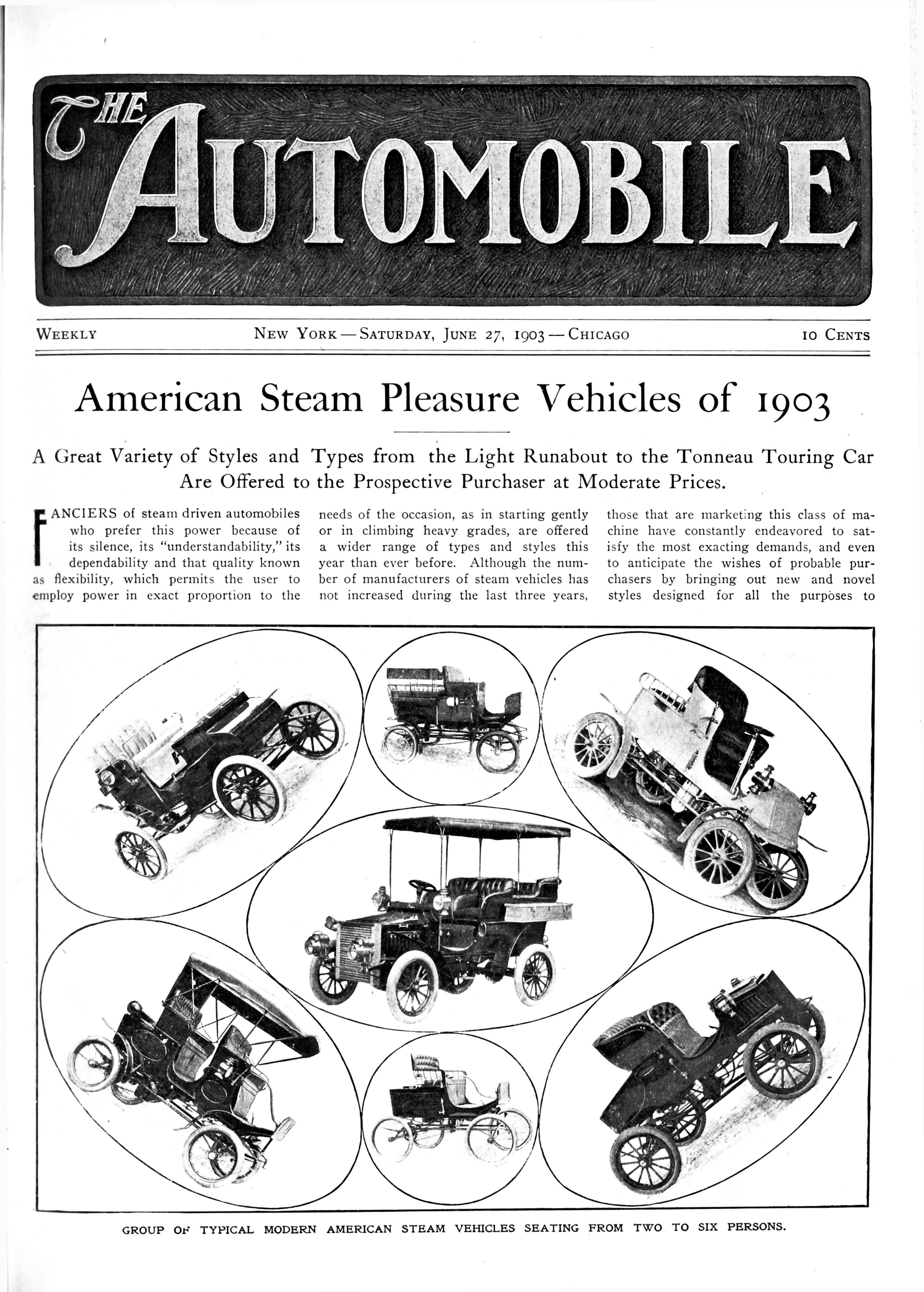 Automotive Serials Digitized by CRL and Linda Hall Library | CRL